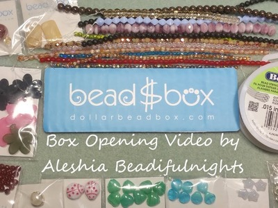 Dollar Bead Box and Bag Opening April 2018
