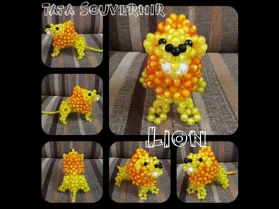 How to Bead Lion Part 2