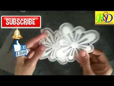 How to filling butterfly mat |Diy| |Creative Crafting Design| |BSD|