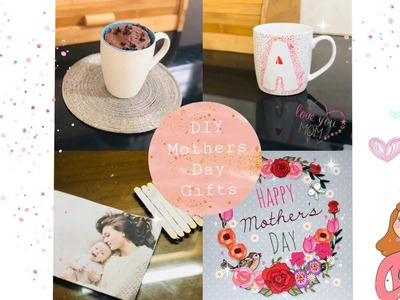 Last Minute DIY gift and treats for Mothers Day || Easy || How to make easy Mug Cake ||