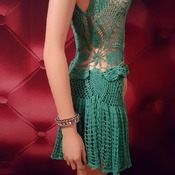 Sisi Midi Dress