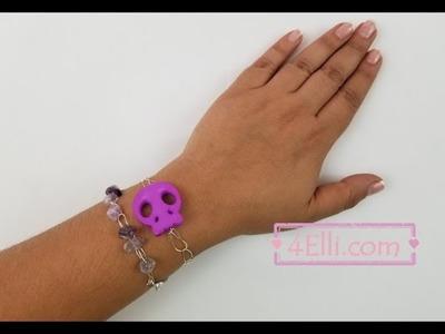 Crochet Wire: Bracelets with Beads (EN)