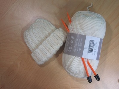 How to knit for beginners lesson 3