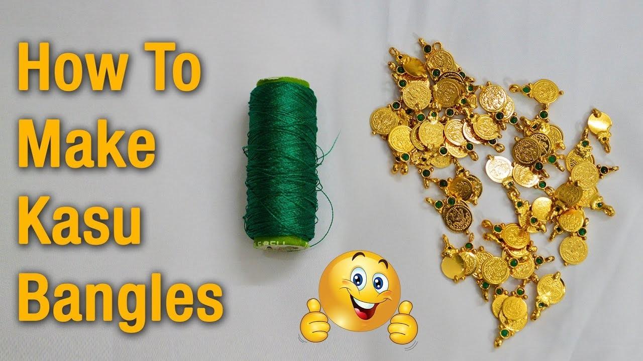Hydraulic Arm Yuri Ostr : How to make kasu bangles silk thread