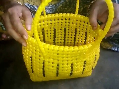 How to put - 1 roll Pusanikkaai basket for beginners - keeping Lunch Box - promo