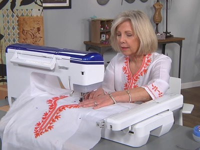 Learn how to customize yours sewing projects on It's Sew Easy with Sarah Gunn (1506-1)