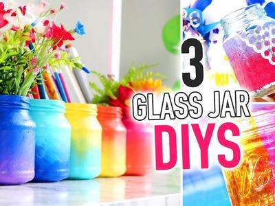 3 DIY Ways to Transform Glass Jars! - HGTV Handmade