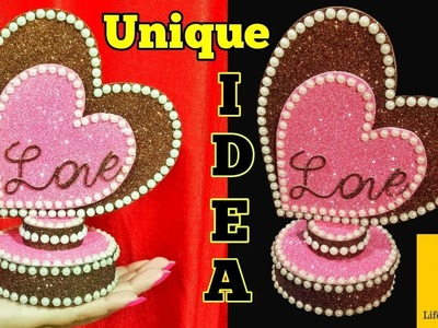 Best Out of Waste Unique showpiece idea 2018 | Home Decor DIY Best Craft LifeStyle Design