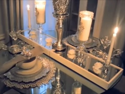 Tablescape DIY'S Z Gallery Inspired