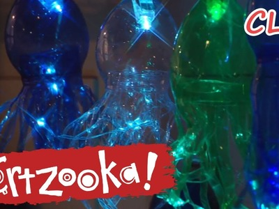 Artzooka - Crafts for Kids - Jellyfish Light
