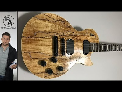 Make an Awesome Les Paul for Less Than $300 | Final Assembly  (Part 6)