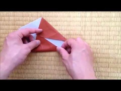 How to make a origami Monkey