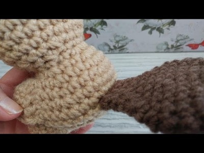 How To Sew 2 Colors Together In Amigurumi