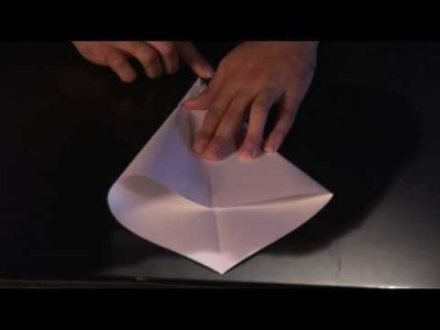 Simple Origami Patterns : How to Make an Origami Airplane