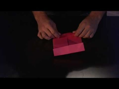 Simple Origami Patterns : How to Make an Origami Heart