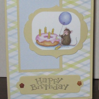 Birthday Card   K54TF