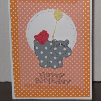 Birthday card         TF199K