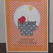 Birthday card         TF199K
