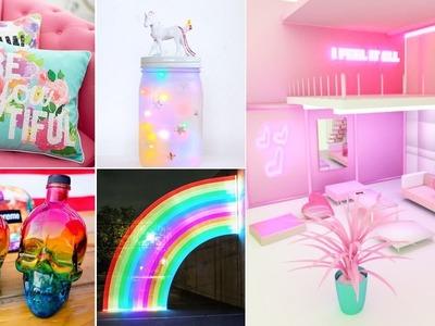 DIY Room Decor! TOP 10 DIY Room Decorating Ideas DIY Wall Decor, DIY Hacks, DIY Accessories : 2018