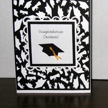 Graduation Card      G1HF