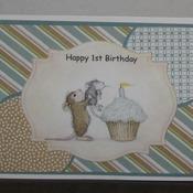 Happy 1st Birthday      K55HF