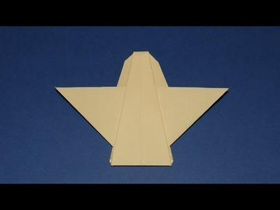 How To Make An Origami Angel