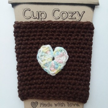 Mug Cozy - Brown