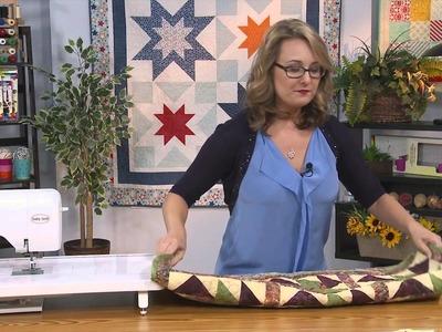 My First Quilt - Episode 15 Preview - Simple Quilt Blocks: Dutchman's Puzzle