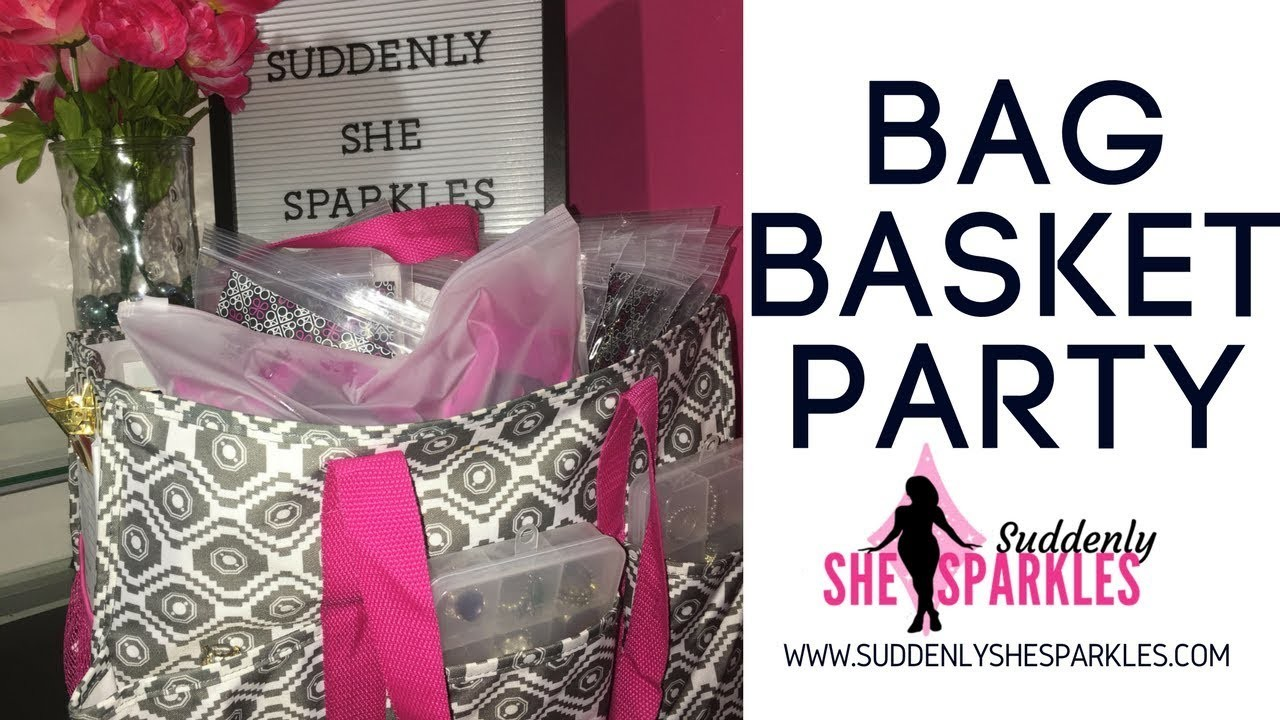Paparazzi Accessories Bag Party Basket Party
