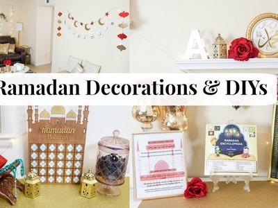 ????Ramadan Decorations & DIYs 2018 ????