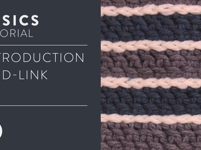 Crochet Basics: D Link Intro