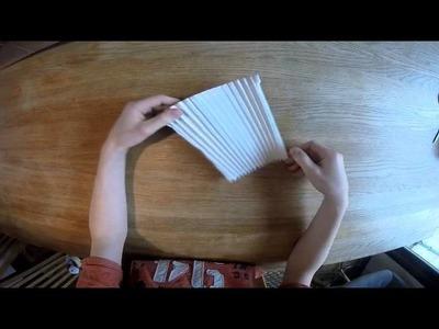 How to fold Origami Magic Ball