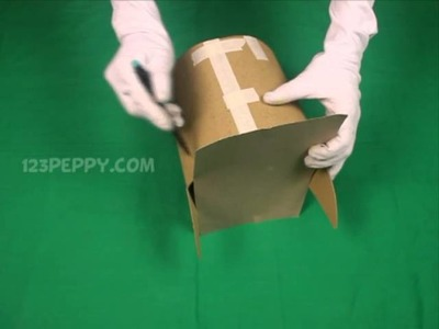 How to Make a Batman Mask
