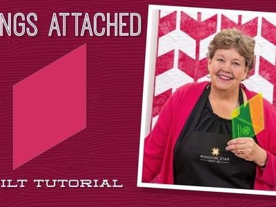 "Make a ""Strings Attached"" Quilt with Jenny!"