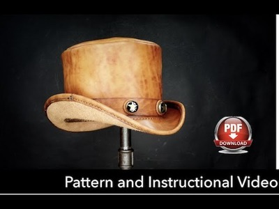 Top hat pattern download
