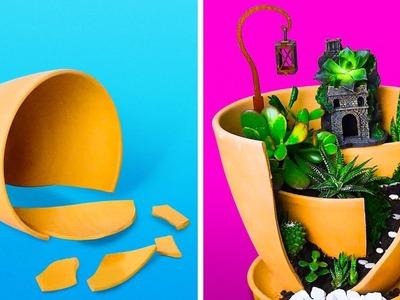 15 GORGEOUS LIFE HACKS FOR PLANTS