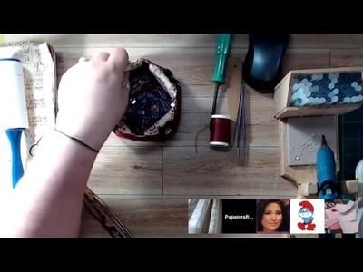 3 Quilted Handbags With 1 Jelly Roll Tutorial (Part 2)