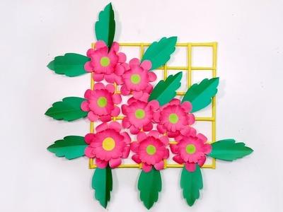 Beautiful Wall Decoration | How to Make Nice Room Decoration |  Jarine's Crafty Creation