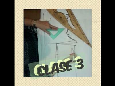 Delantero base trazado facil Front base mold easy to trace