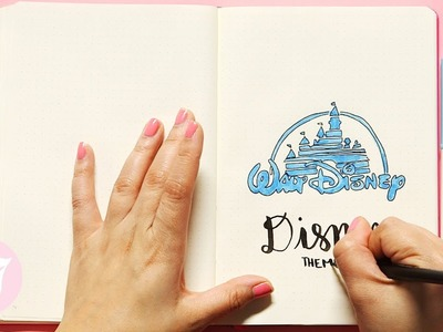 How To Setup A Disney Themed Monthly   Plan With Me