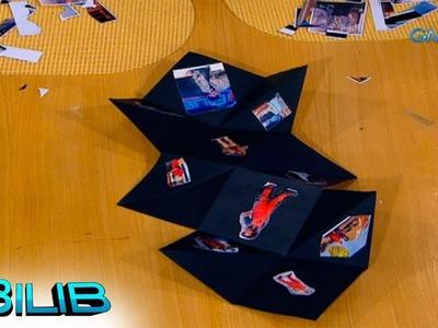 IBilib: How to make a photo diamond
