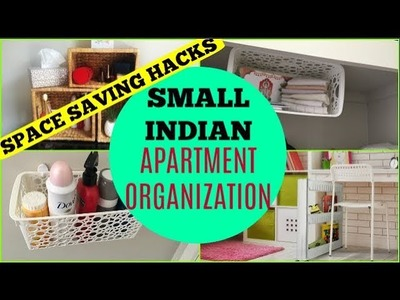Small Indian apartment. home organization part 1 | Tips and ideas to create space in a small place