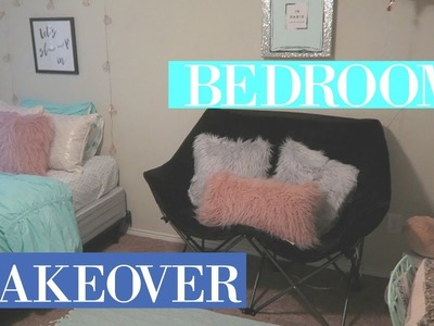 SURPRISE ROOM MAKEOVER FOR TEEN GIRL