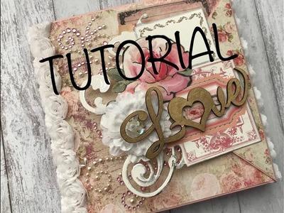 TUTORIAL | Flip Book Envelope Style