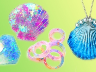 6 Easy Crafts Ideas for DIY Jewelry