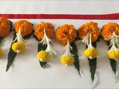 Fresh Flower Toran # Festival
