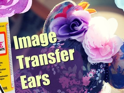 How to Image transfer with Mod Podge