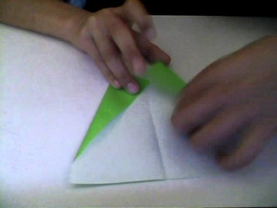 How to make a origami bull head