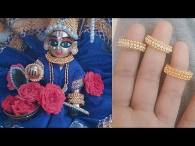 Kade.kangan.bangles. bracelets for laddugopal |very easy and step by step