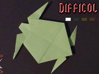 [ORIGAMI ITA] Tartaruga    Origami Per Bambini (E Non Solo!)